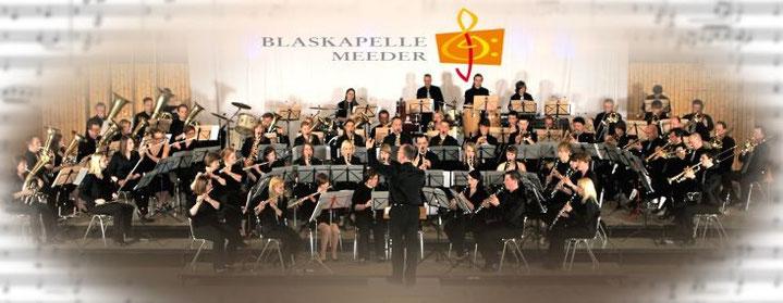 Bild Blaskapelle Meeder - Orchester