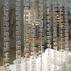 Meteore Poesia Ariel Crystal Crystallo Kristall Glasvorhänge Murano Glass Curtains Shop Deco Glas Vorhang Bühnenvorhänge Glaselemente Innendekoration Cristal Modularelemente Glasgardinen Kristallvorhänge Raumteiler visual merchandising Glasbehang Wien Öst