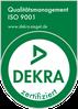 Radiologiesysteme EVA abasoft Radiologische Praxis QM Zertifiziert Qualitätsmanagement ISO DEKRA