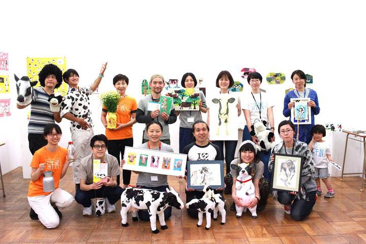 「酪農ジャーナル」の長谷川さん撮影