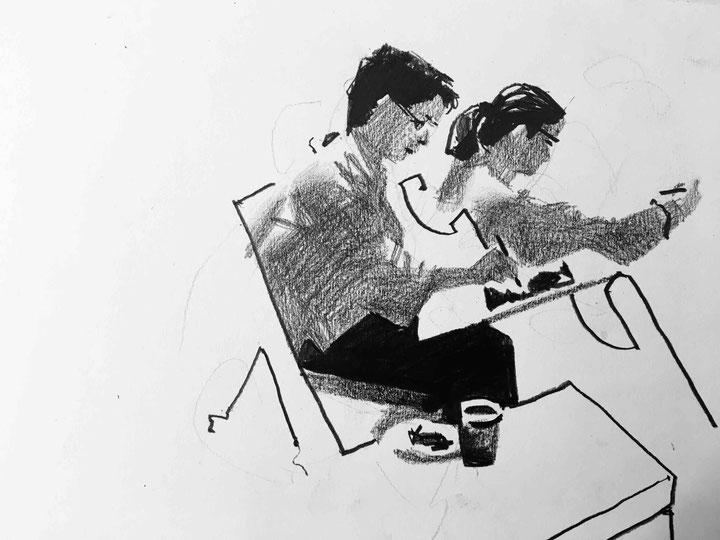 online zeichnen lernen aktskizzen