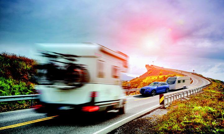 André Koch AG lanciert «caravan4rep», das Caravan-Netzwerk für spezialisierte Carrosserien.