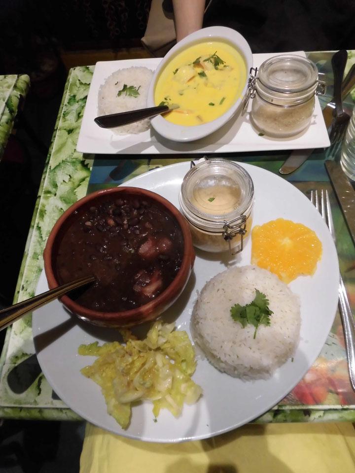 グルテンフリー対応だった、モンマルトルのブラジリアンレストランcarajas