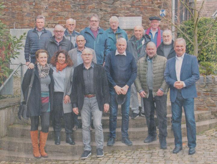 Unkels Sportlerinnen und Sportler, die das deutsche Sportabzeichen errungen haben. Foto Blick aktuell / Unkel im Blick, Ausgabe10/2020 von DL