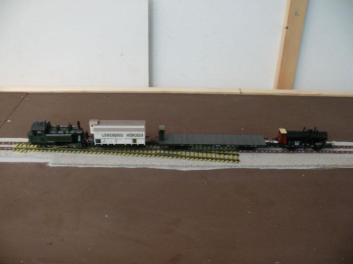 Bild 92: Probefahrt mit Gtl 4/4 und Ng.
