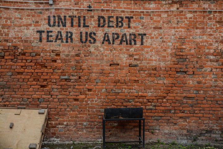 debt, pay off debt, get out of debt, multiple debts, debt free
