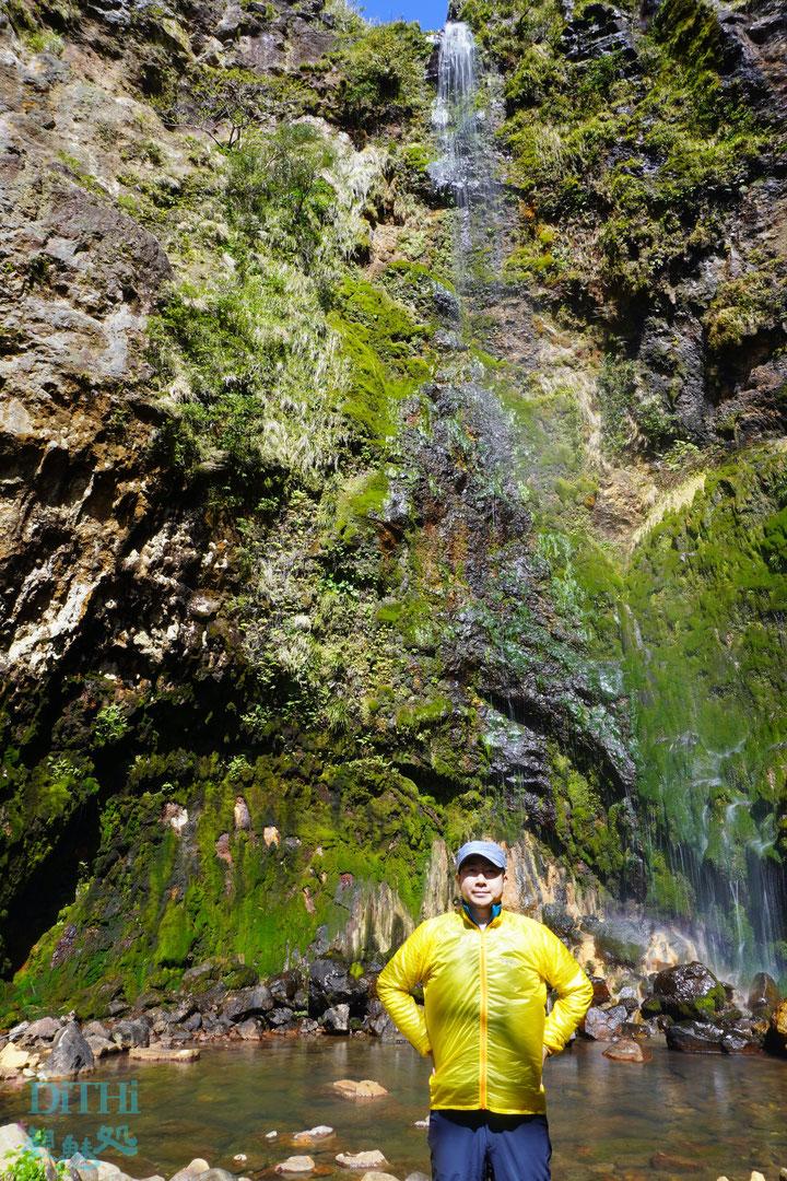 唐滝は八丈島の秘境