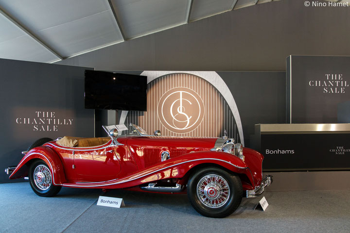 Mercedes-Benz 500K Roadster