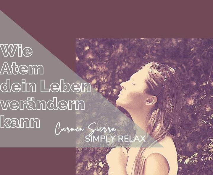 SIMPLY RELAX   Carmen Sierra - Amrita-Yoga