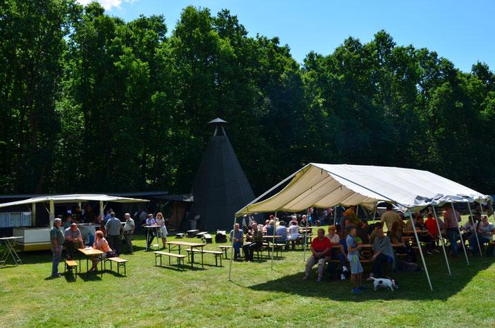 Sommerfest am Dümmer See