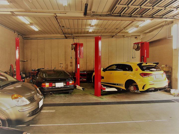 Autofactory Auto‐repair Shop