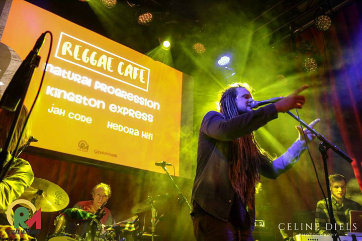 April 13 2018, Reggae Cafe @ Patronaat Haarlem