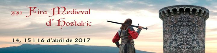 Programa de la Fira Medieval de Hostalric