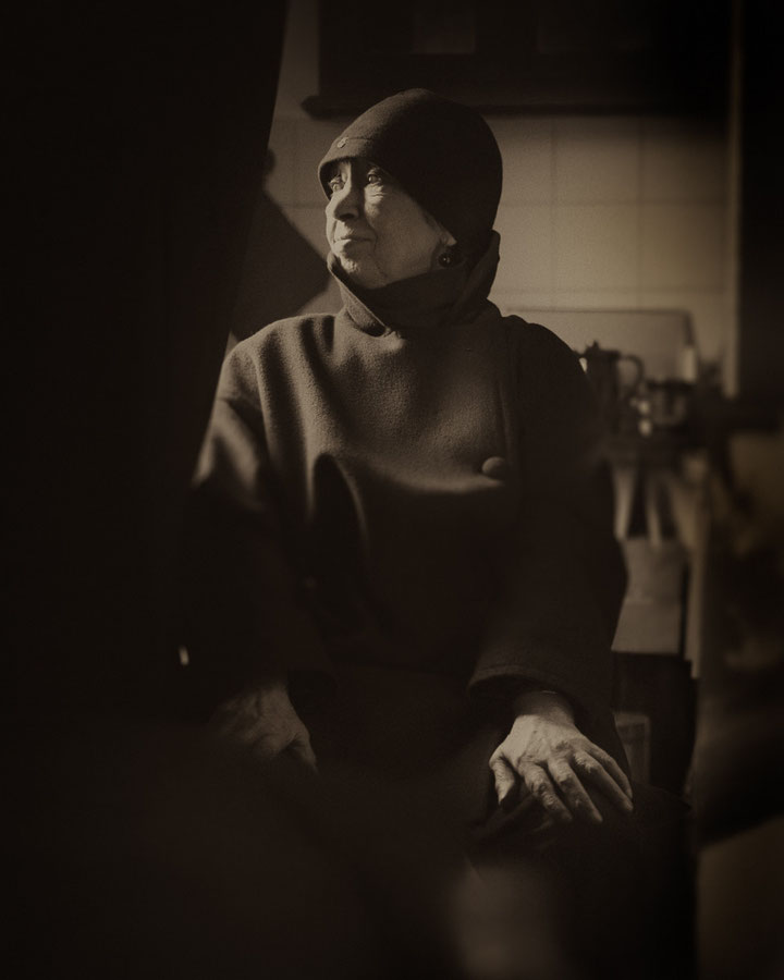 Bild: Irene I, 2014, Marc Junghans Fotografie