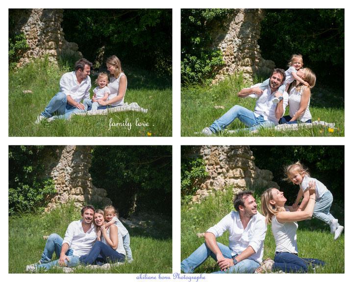 séance photo famille var brignoles