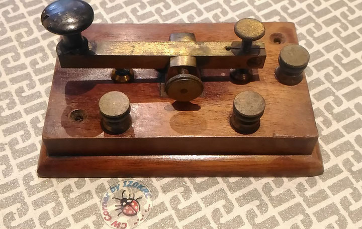 VINAY morse key
