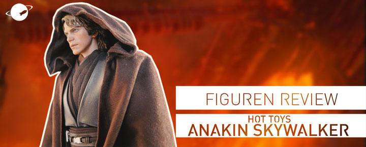 Hot Toys Anakin Skywalker FANwerk Review deutsch