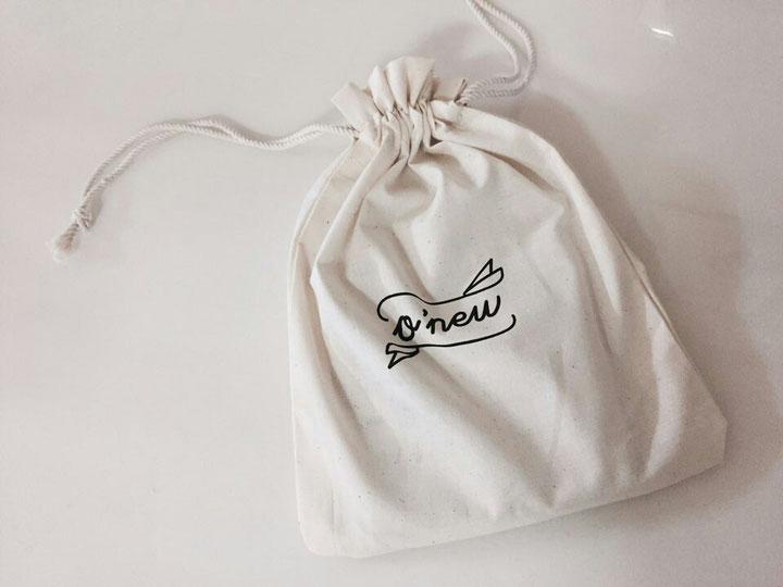 布 巾着 製作