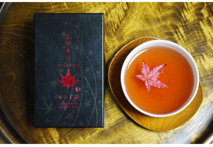 Japanese maple tea Momiji cha もみじ茶