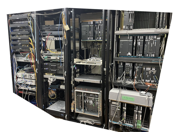 Wizardtelecom, Laboratory
