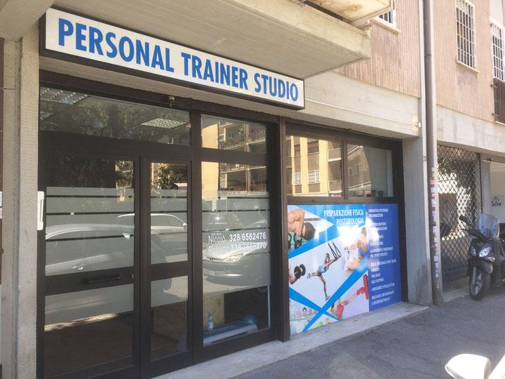 Personal Trainer Studio centro fdkm Roma