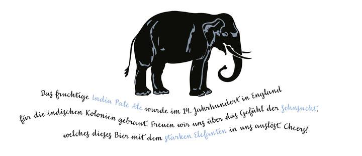 India Pale Ale Buchser Landbier Herzogenbuchsee