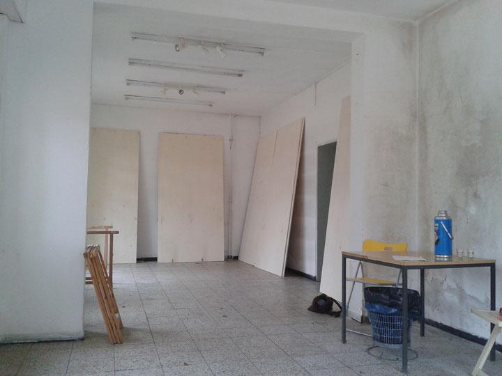 Atelier Liervogel : mobiles Atelier für Klang & Bildnotizen