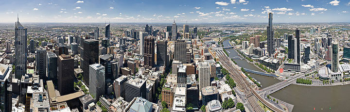 Present day Melbourne City