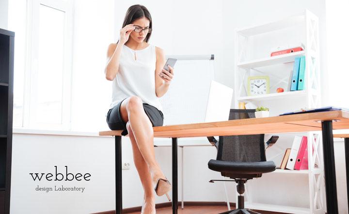 Jimdoのブログ活用がよくわかる!BEEのブログ活用術コラム連載中