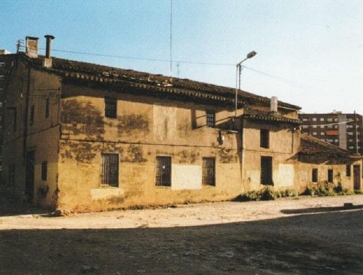 Alquería árabe  de Benlloch en Valencia