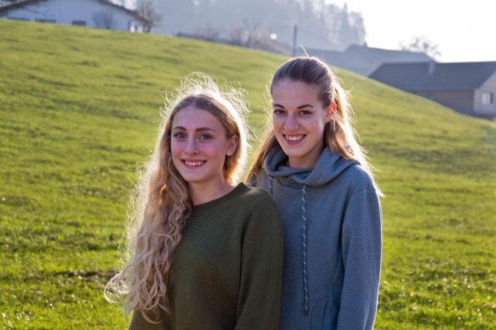 Christina Greber und Birgit Nußbaumer