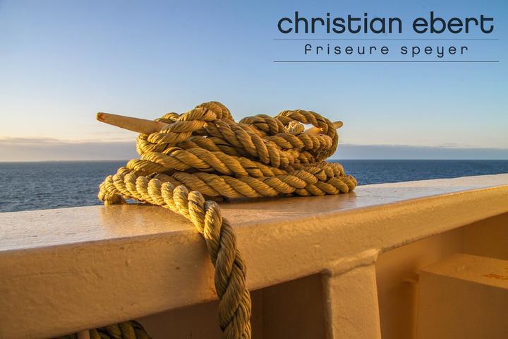 christian ebert - friseure speyer // leinen los und auf zu neuen ufern
