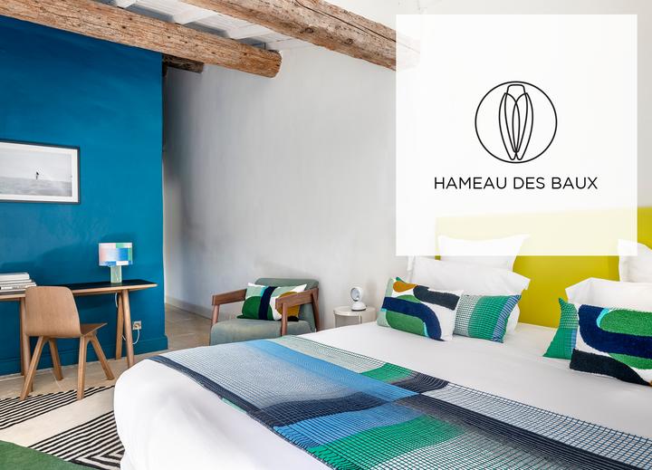 Le Patio du Hameau des Baux by Mapoésie : rimes et proses