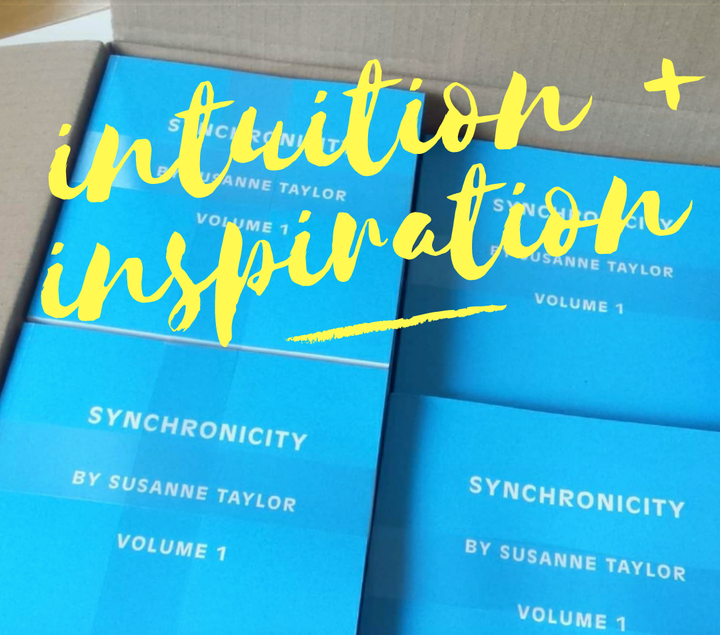 book cover of sychronicity