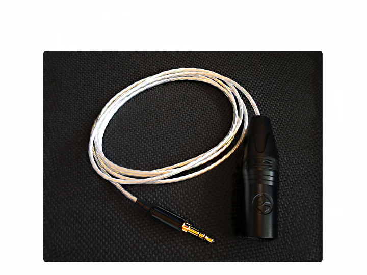 headphone cable symmetric xlr 4 pin