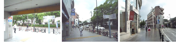 みなとみらい線 元町・中華街駅5番出口 横浜元町商店街入口