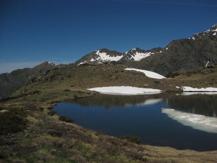 lac de bassia 2275 m