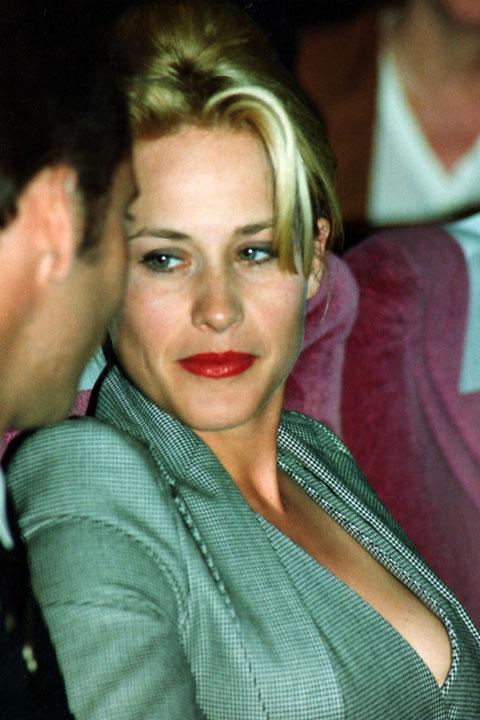 Patricia ARQUETTE - Festival de Cannes 1995 © Anik COUBLE