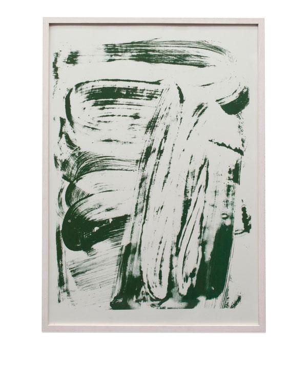 o.T., Siebdruck, 100 x 70 cm, 2015
