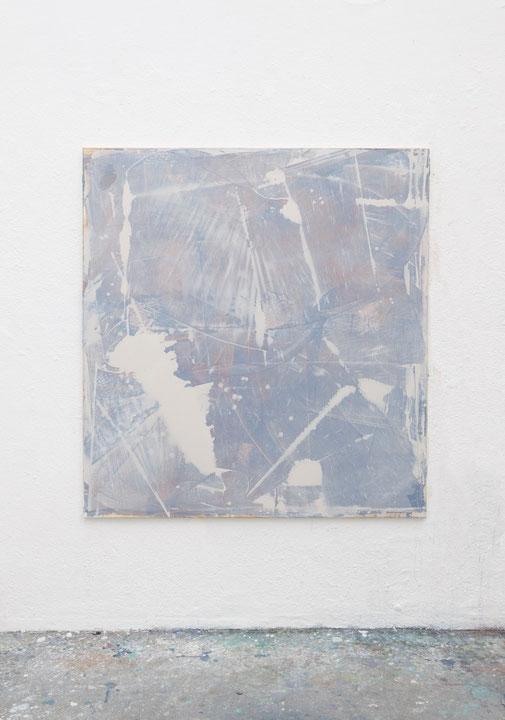 o.T., Öl auf  Leinwand, 1.50 x 1.40 m, 2015