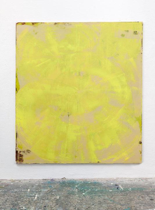 o.T., Öl auf Leinwand, 2.00 x 1.80 m, 2014