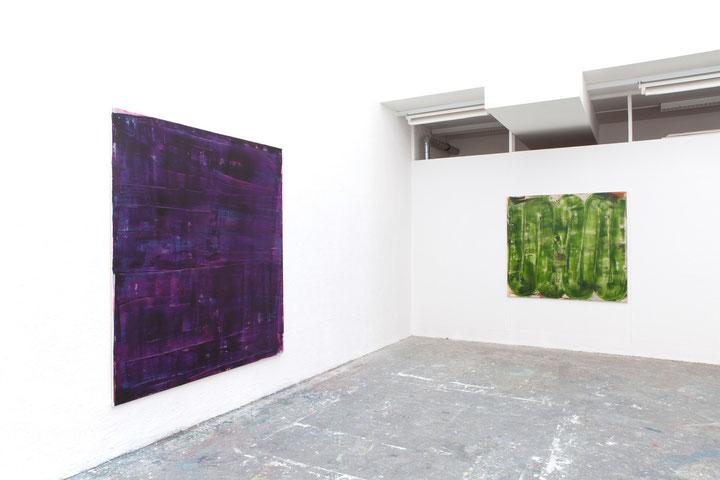 """Ausstellungsansicht """"Das hoffen wir alle"""" 2015"""