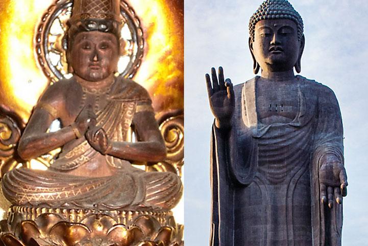 手と指でつくる「印相(いんぞう)」は仏様からのメッセージ