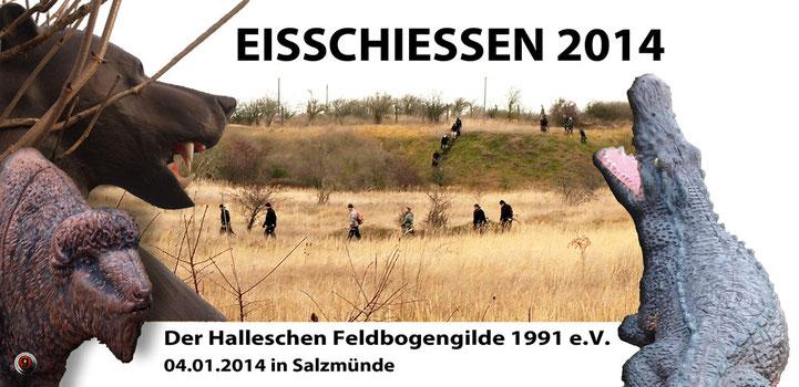 Eisschiessen am 04.01.2014 in Salzmünde