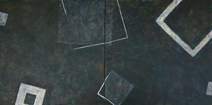 Geometrie, quadrat, Slowenien, Slovenia, Kranj, Festival, ZDSLU, quadrangel, painting, art, artist, exhibition