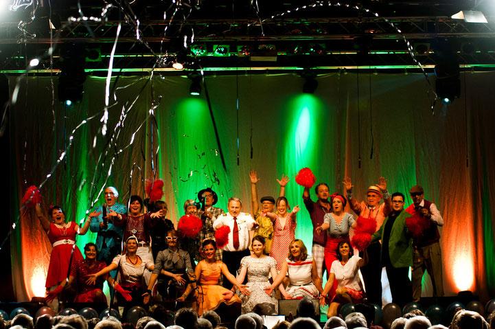 Chor Clamott Revue Rohrmeisterei Schwerte 2015 Schlager