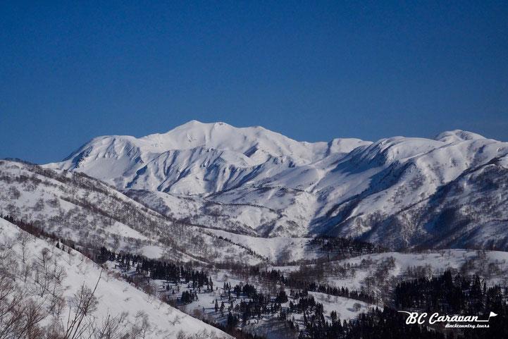 白山・別山(2399m)