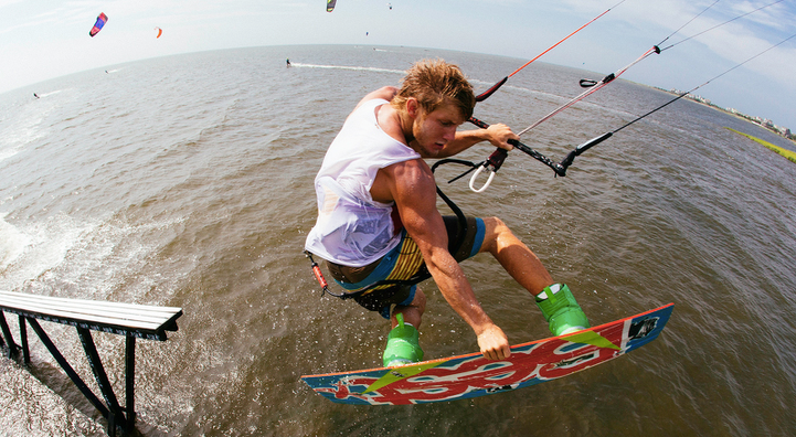 BEST Kiteboarding Germany Profanity
