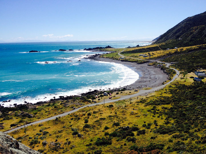 Cape Palliser, North Island