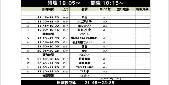 3月15日(木)太田区文化会Vol.402『OTA音』